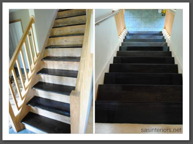 Habillage Escalier Bois Avec Moquette : Renover Son Escalier Par Recouvrement Habillage Escalier R?nover Son
