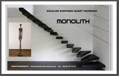 Escalier Suspendu Floating Staircases Floating Stairs